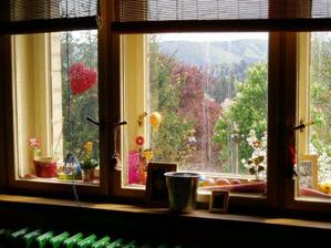 okno v obyvaku