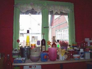 okno z kuchyne