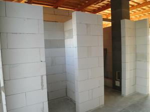 WC + technická místnost