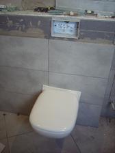 sprcháč, práčovňa, WC v jednom 2