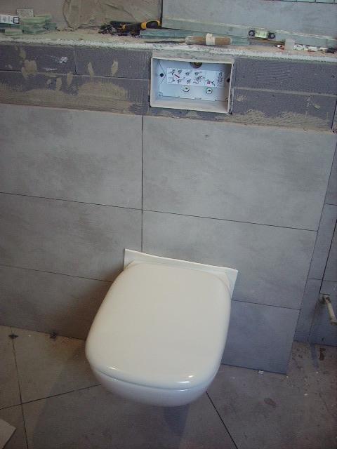 Domček - sprcháč, práčovňa, WC v jednom 2