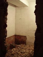 kúpelka po vybúraní starej vane