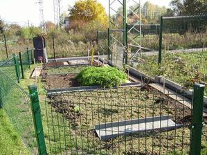 záhradka na zimu