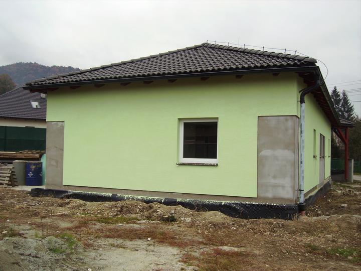 Domček - a dom