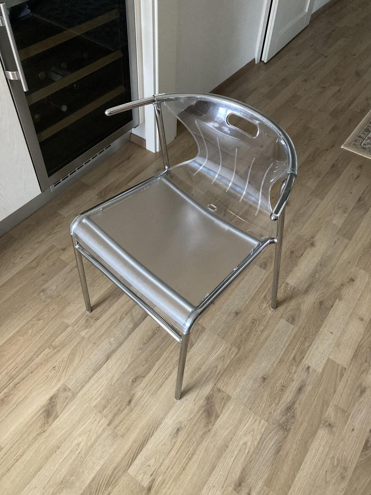 Ikea - stolička Elmer - Obrázok č. 1