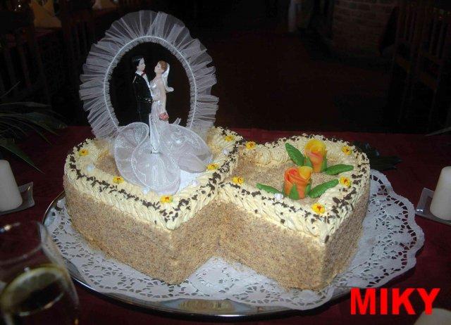 Matina - Podobný dortík by se nám libil