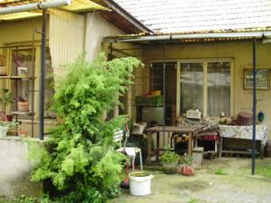 akože terasa alebo veranda?