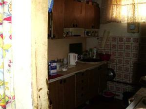 Pícha domu kuchyna 2x2m