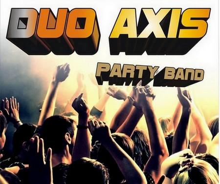 duo Axis - hudobná... - Obrázok č. 1