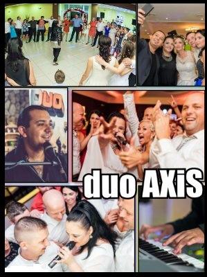 duo AXIS - party... - Obrázok č. 1