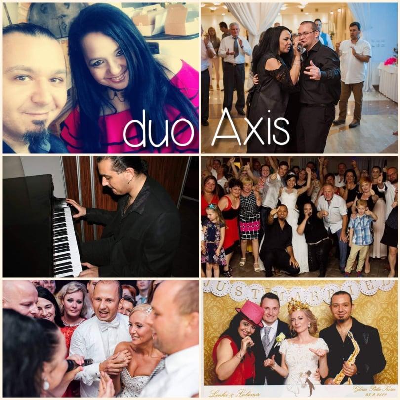 Duo Axis hudobná skupina - Obrázok č. 1