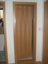 Dveře na záchod