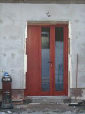 Nové dveře :-)