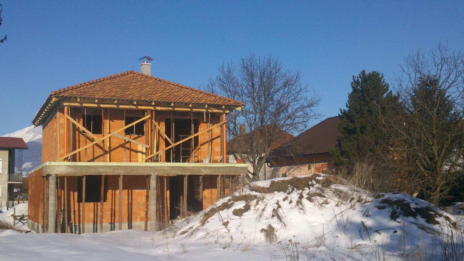 Sen, ktorý sa volá náš domček - Prvá strecha-final verzion. Hurá, Hurá