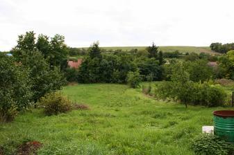 Zahrada-původní stav
