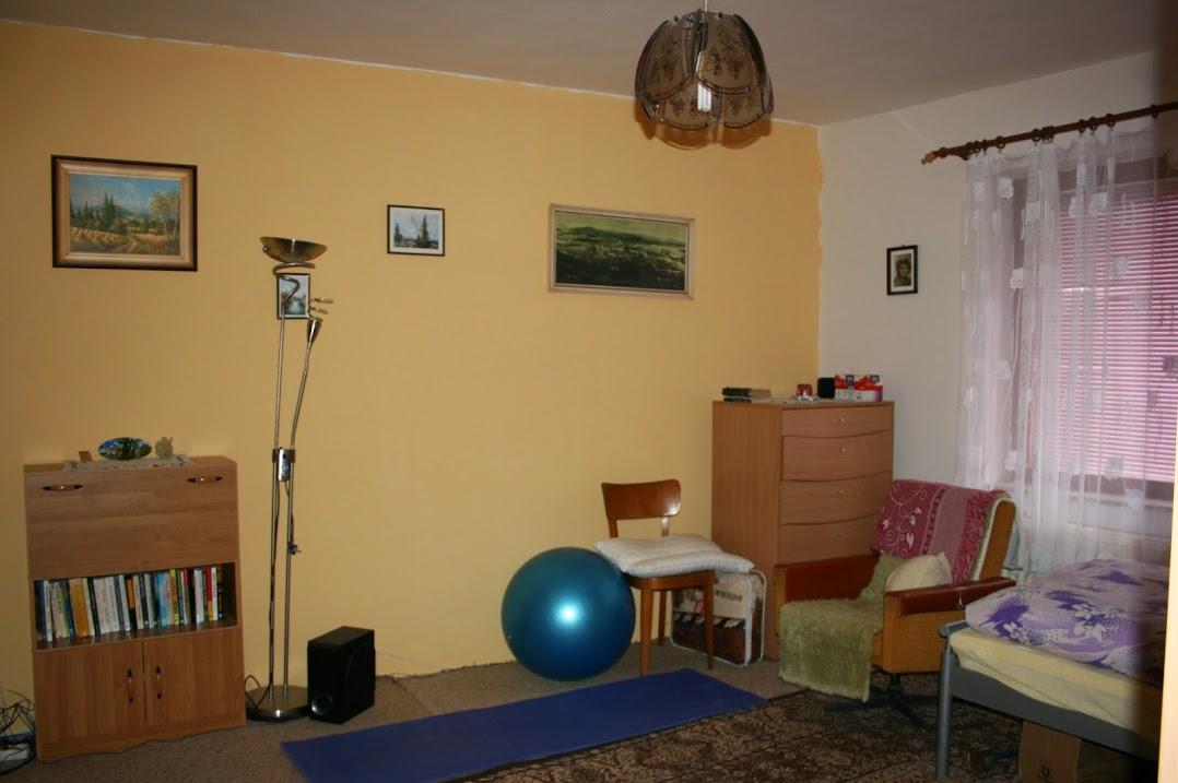 Náš druhý - už ne tak malý - domeček - Budoucí ložnice-původní stav