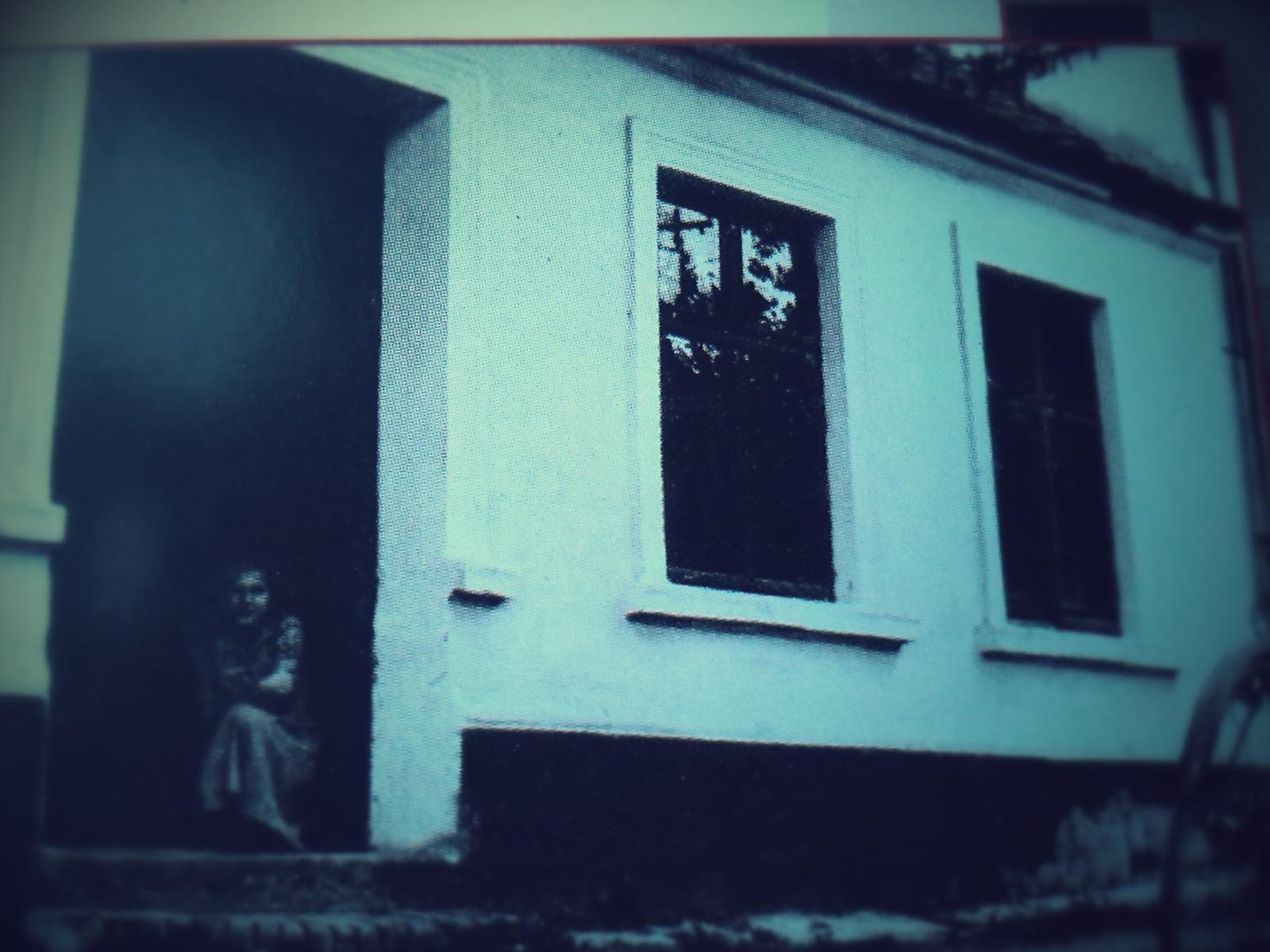 Náš druhý - už ne tak malý - domeček - Náš domeček kdysi dávno...