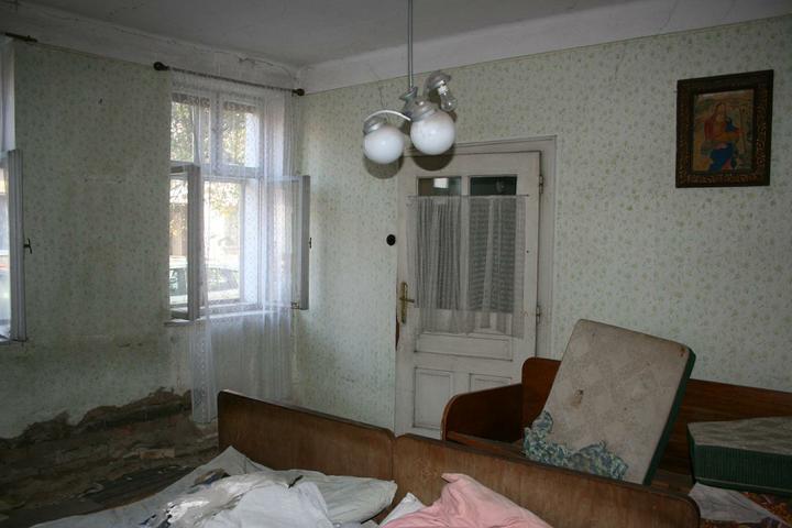 Náš domeček - teď už minulost... - ... ložnice ...