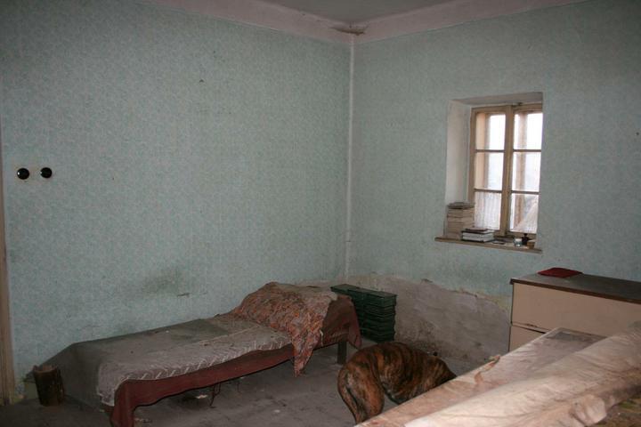 Náš domeček - teď už minulost... - Kuchyň, jídelna, obývák - aneb 3 v 1 :)
