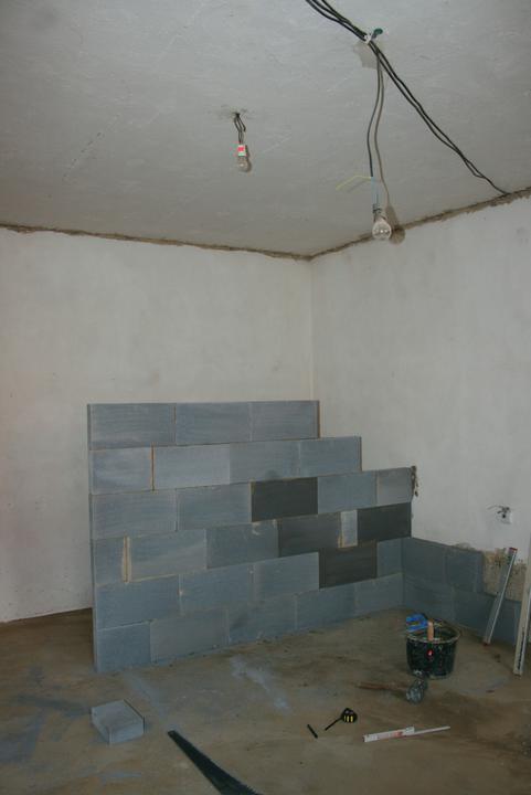 Náš domeček - teď už minulost... - ... ložnice+šatna ...