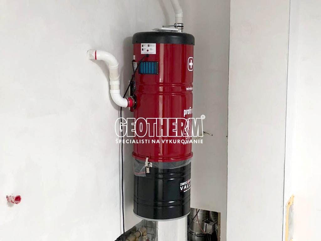geotherm - Centrálny vysávač