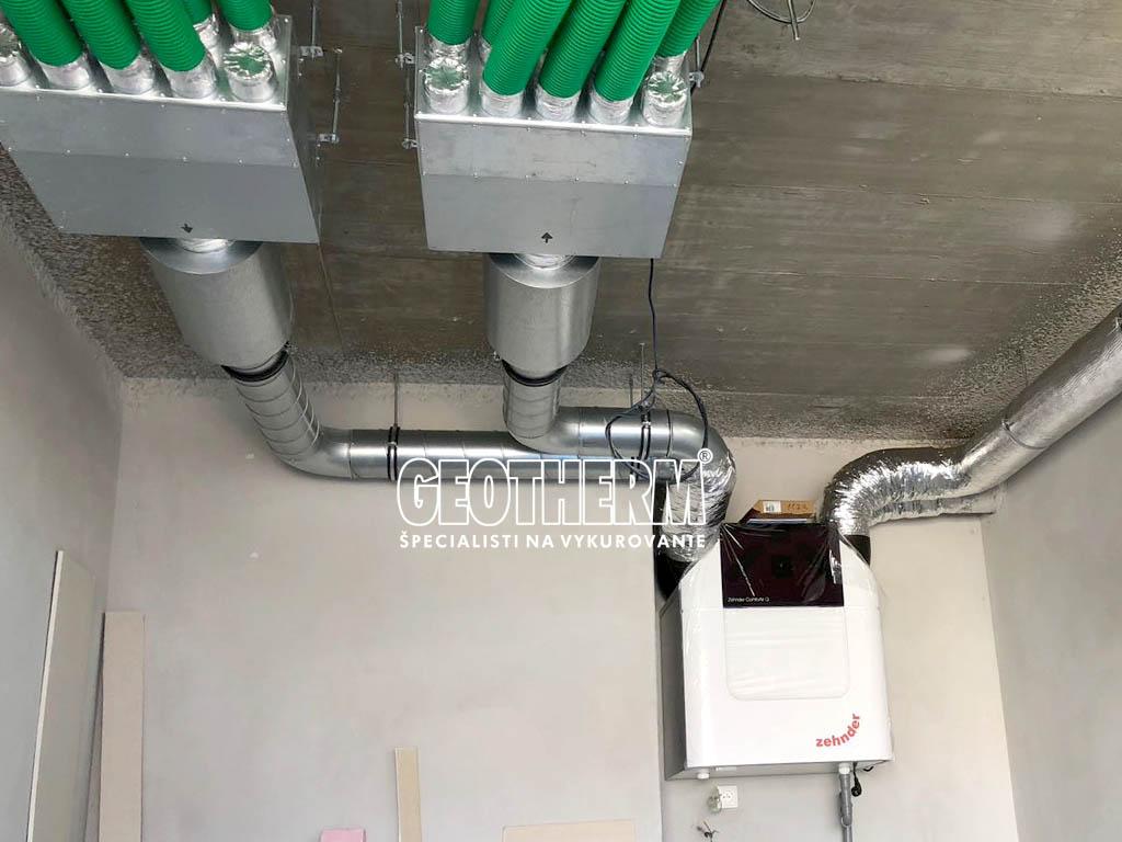 geotherm - Zehnder rekuperácia