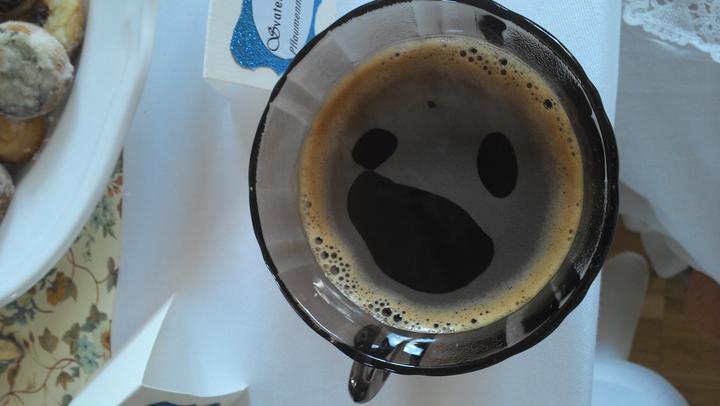 Romy{{_AND_}}Méďule - Moje kafí od manžela :-)