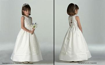 družička - taková malá princeznička :-)