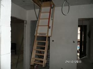 rebrík otestovaný