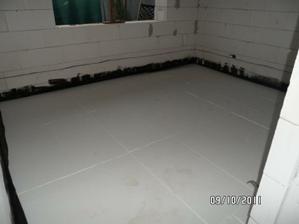 a izolácia na podlahu