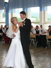 """1.novomanželský tanec ...""""Fontána lásky"""""""