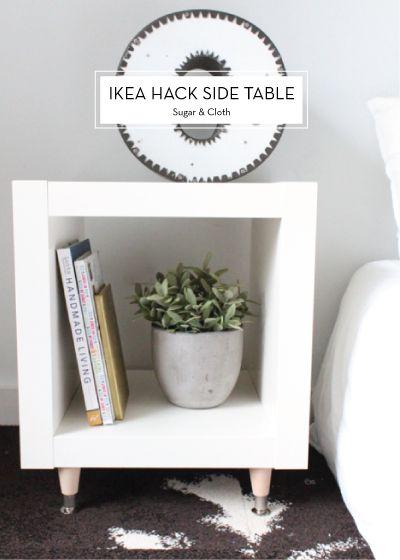 Ikea v akci - stačí vyměnit kolečka za nohy u odkládacího stolku lack http://www.ikea.com/cz/cs/catalog/products/20211501/
