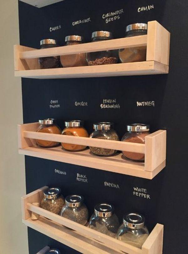 Ikea v akci - další způsob, jak uspořádat své kořenky
