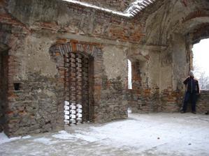 "Komnata paláce - tady se ozve 13.6.2008 naše vzájemné ""ANO""."