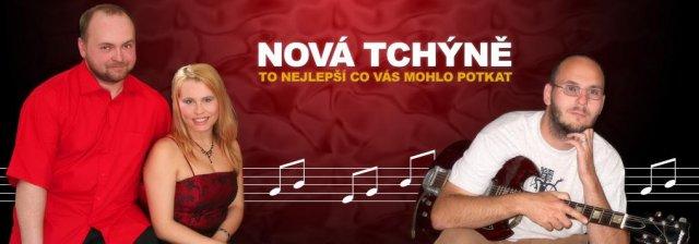 K tanci i zábavě bude hrát kapela z Brna - Nová tchýně - hrají moc pěkně :-))
