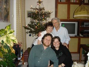 S Ondrovo rodiči.