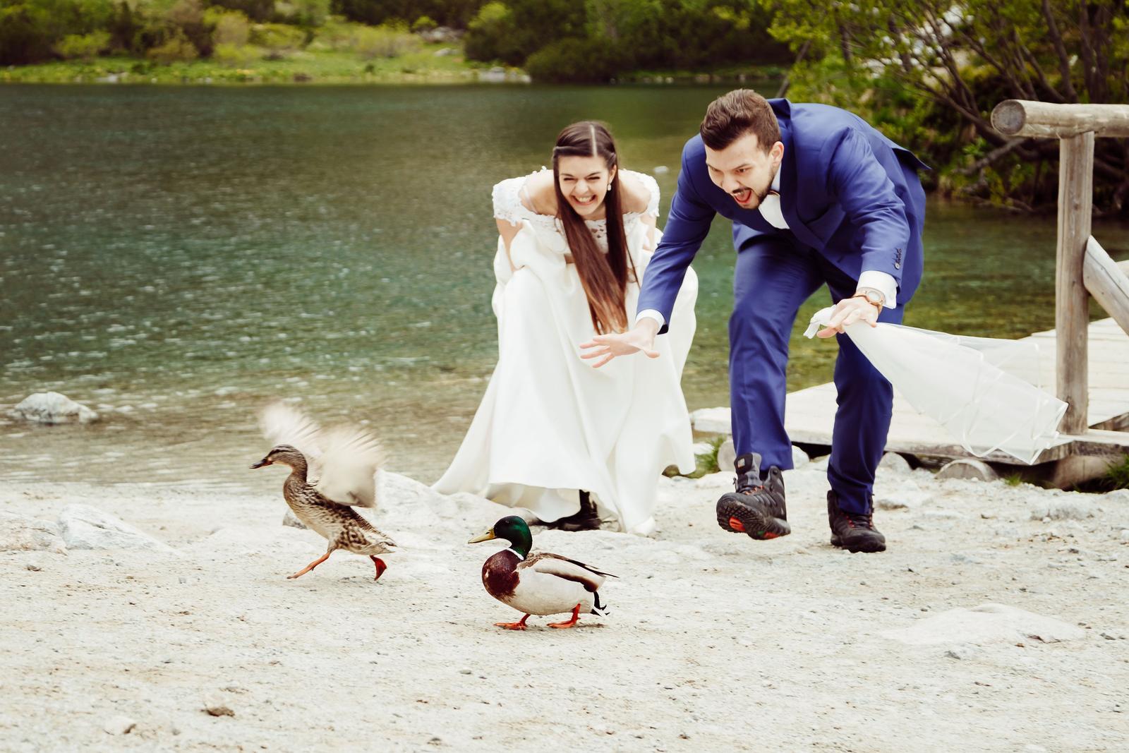Tomáš & Monika - Zelené Pleso, Tatry ❤️ - Obrázok č. 4
