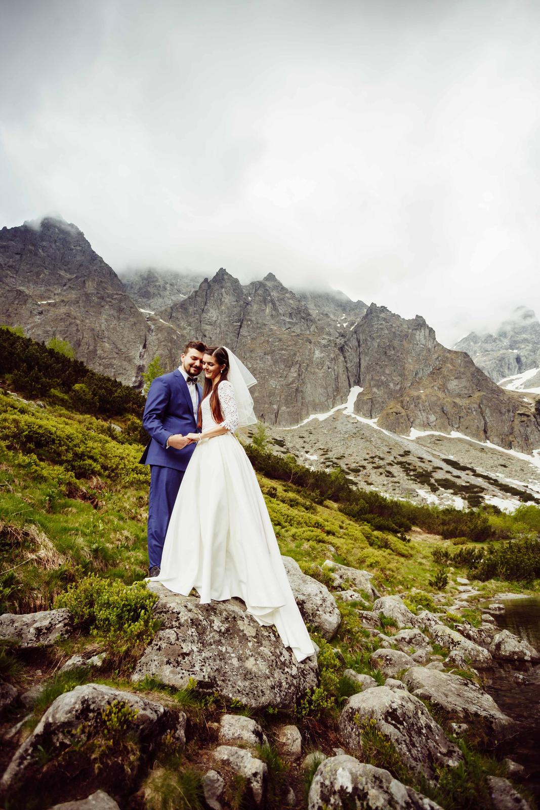 Tomáš & Monika - Zelené Pleso, Tatry ❤️ - Obrázok č. 2