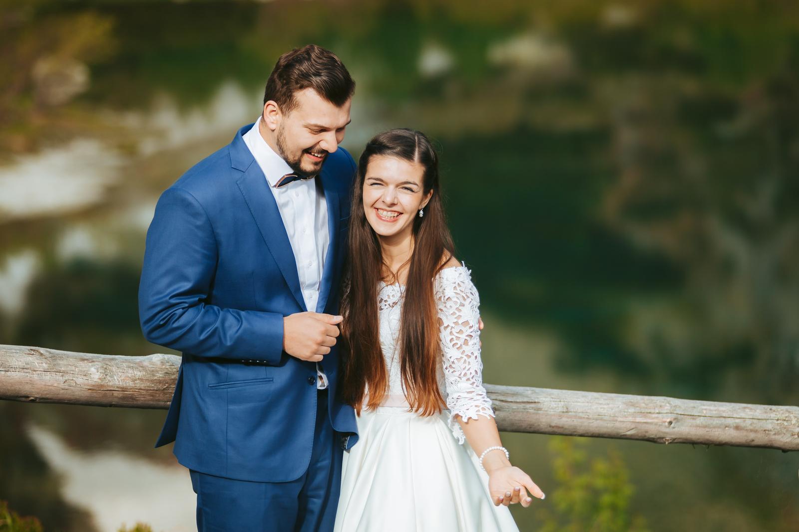 Tomáš & Monika - Zelené Pleso, Tatry ❤️ - Obrázok č. 56