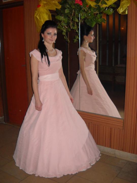 Spoločenské šaty na predaj - Obrázok č. 2