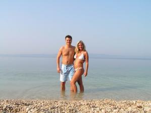 Líbánky v Chorvatsku...