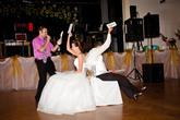 Svadobne súťaže svadobný milionar