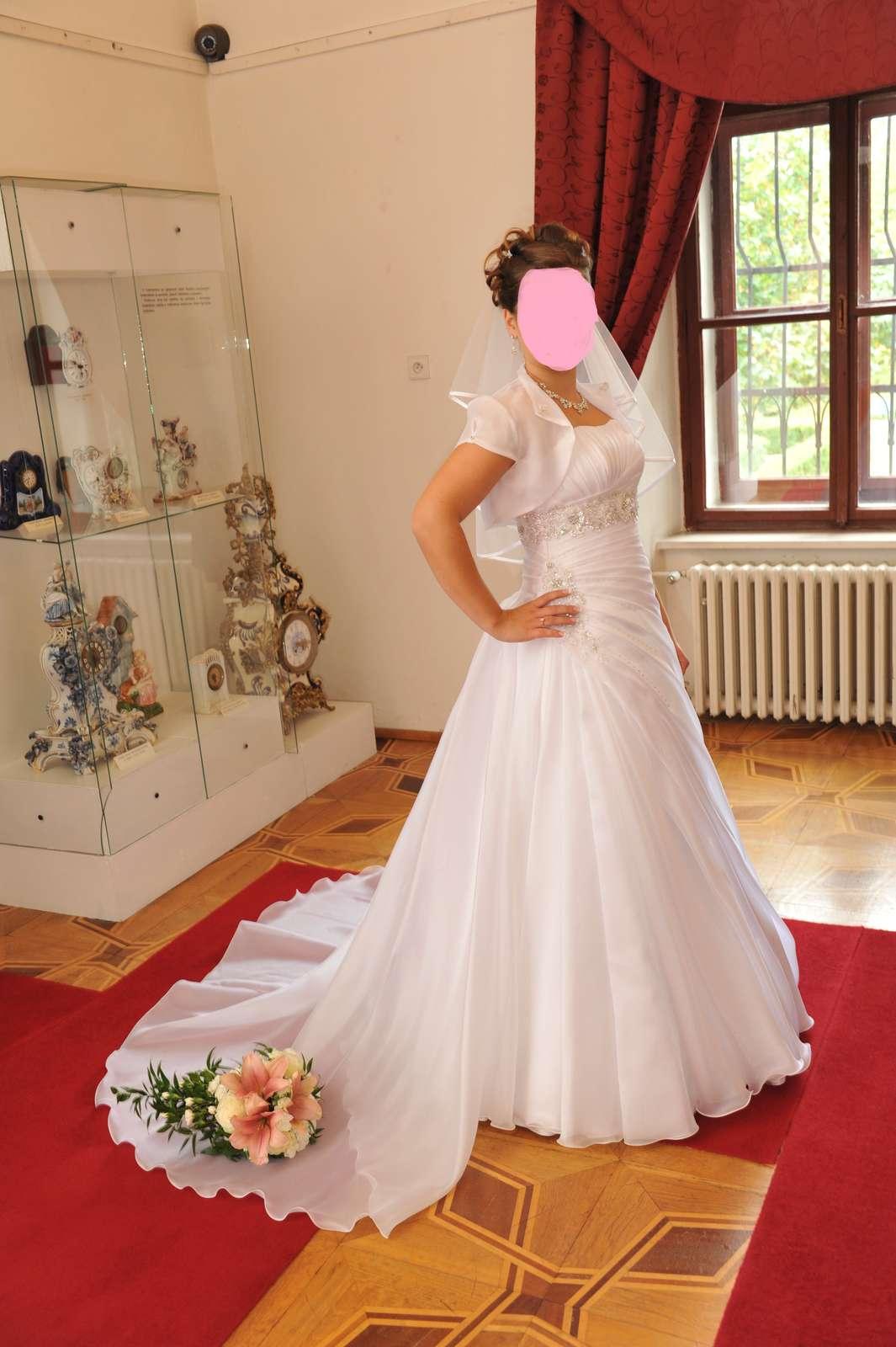 Zlava na svadobne saty - Obrázok č. 1