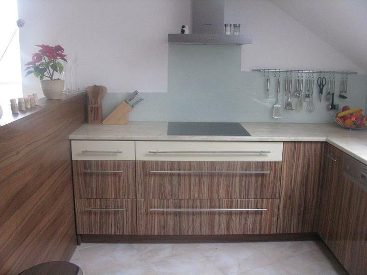 Naše koupelna a kuchyň - Obrázek č. 14