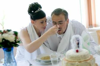 I manžel si pochvaloval