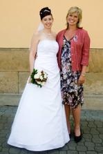 s Pavlínkou (bratrancova žena) 2.6.2008 se jim narodil krásný Tobiášek