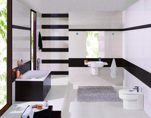 Naše koupelna a kuchyň - naše obklady