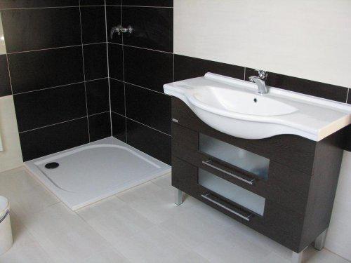 Naše koupelna a kuchyň - naše umyvadlo
