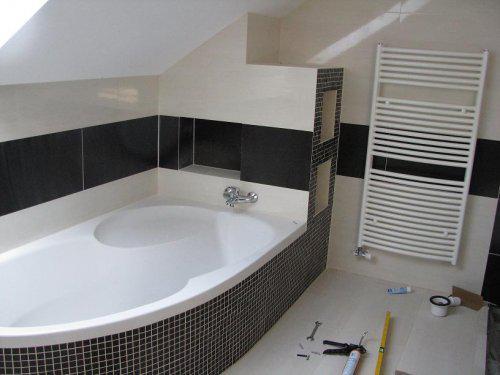 Naše koupelna a kuchyň - Obrázek č. 13