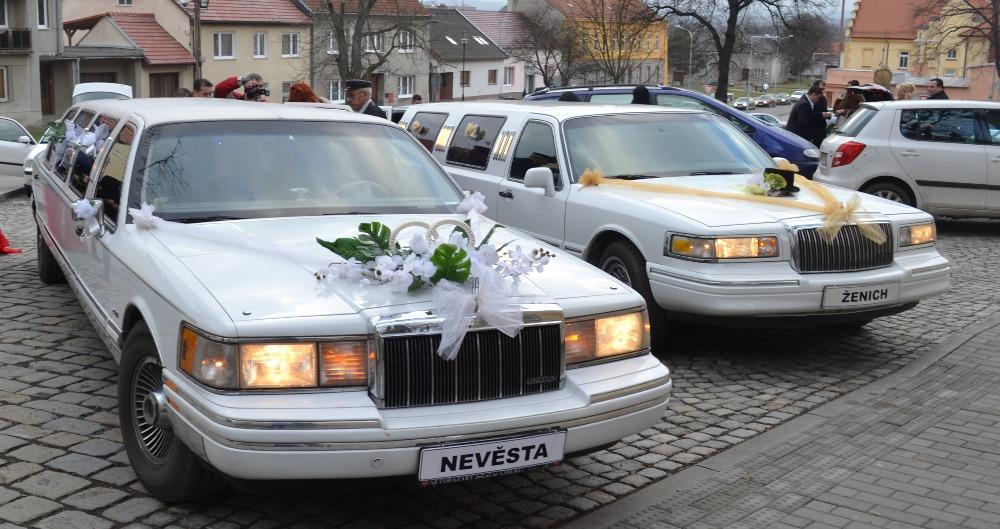 svatebnidj - Naše limuzíny k dispozici.